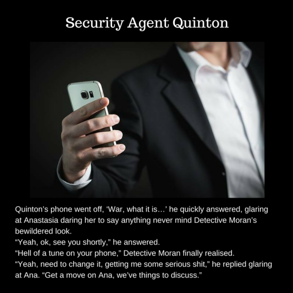 Security Agent Quinton