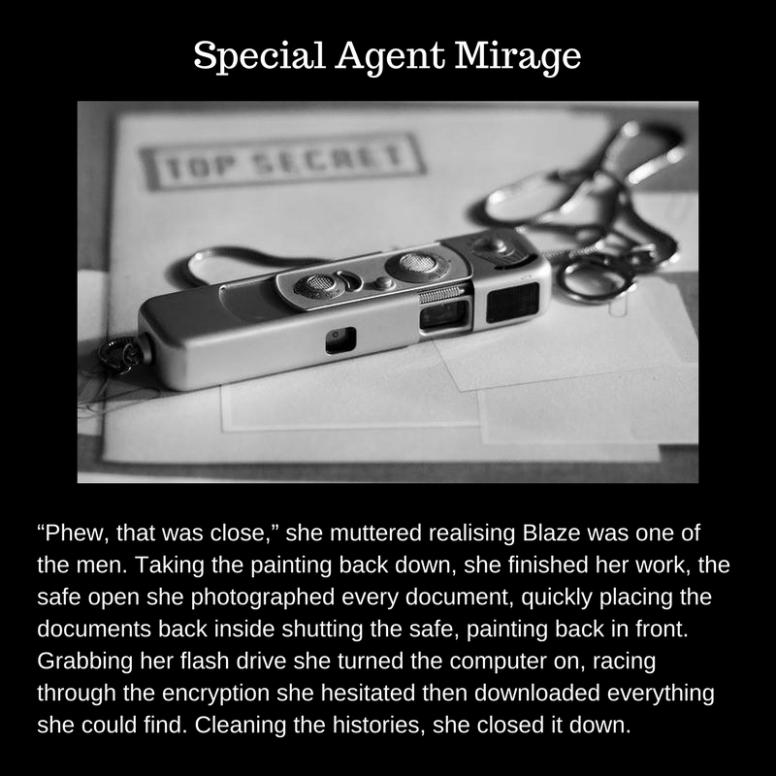 Special Agent Mirage