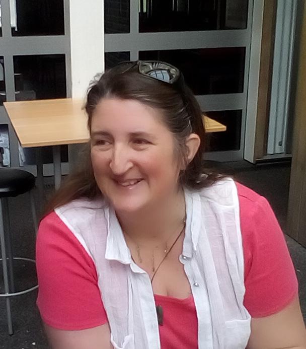 Claire Plaisted – Author