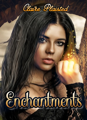 Enchantments Book Cover by Claire Plaisted