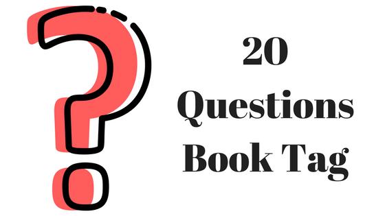 20 Questions Book Tag