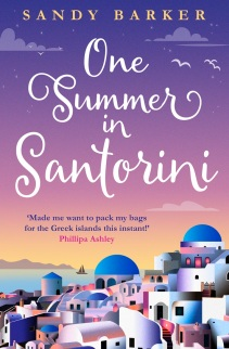 One Summer In Santorini - Sandy Barker - Updated (1)